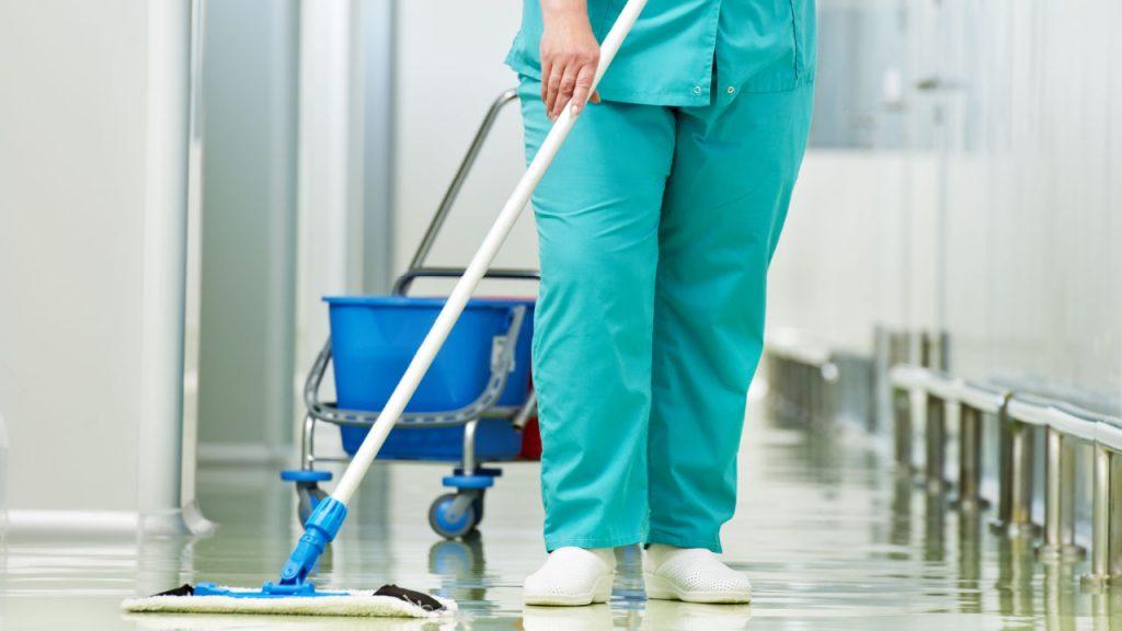 Limpieza y Desinfección Hospitalaria INDIQUIMICA