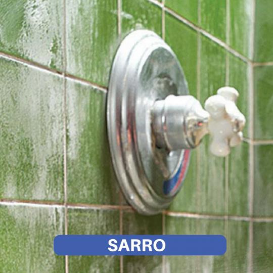 Manchas de Sarro
